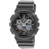 Ceas Casio barbatesc G-Shock GA100CF-8A gri Resin Quartz