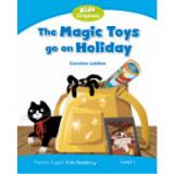 Level 1: Magic Toys on Holiday - Caroline Laidlaw