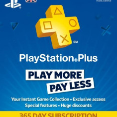 PlayStation Plus Memberships 1 an PS3