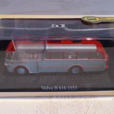 10. Volvo B 616 - 1953, editia Atlas, colectia Deagostini