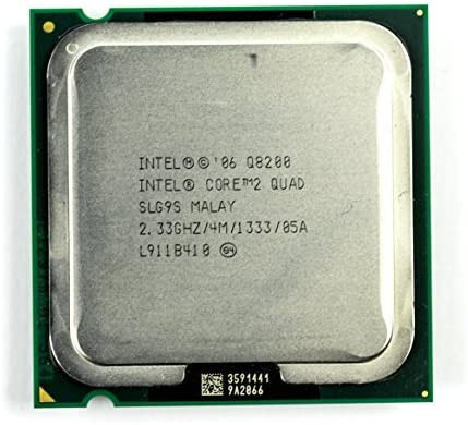 Procesor PC Intel Core 2 Quad Q8200 SLG9S 2.33Ghz LGA775