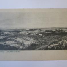 Rara! Carte postala necirculata Sarmizegetusa(Ulpia Traiana),aprox.1880