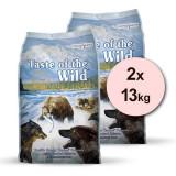 Cumpara ieftin TASTE OF THE WILD Pacific Stream Canine 2 x 13 kg