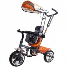 Tricicleta Copii Fun Time Super Trike - Orange