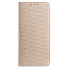 Husa Book Huawei Mate 10 Contakt Aurie