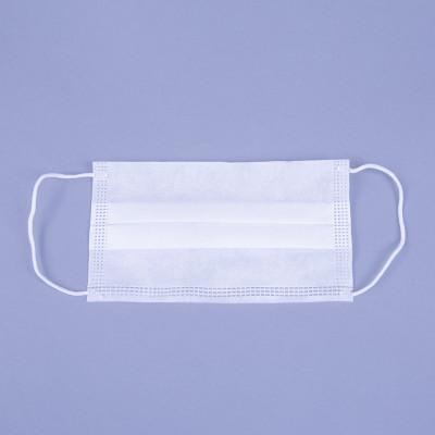 Masca de protectie alba foto