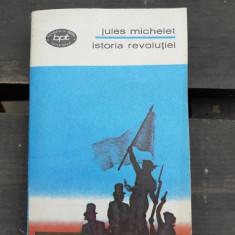 ISTORIA REVOLUTIEI - JULES MICHELET