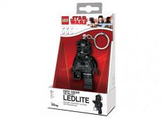 Breloc cu lanterna LEGO Star Wars Pilot Tie Fighter (LGL-KE113) foto