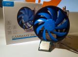Intel i7 4770 3.4GHz + Cooler  Deepcool GAMMAXX 200T, Intel Core i5