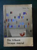 DIMITRIE MANU - DINTRIBUNE INCEPE MECIUL