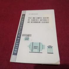 SUVALOV - CELE MAI SIMPLE SCHEME DE COMENZI AUTOMATE ALE ACTIONARILOR ELECTRICE
