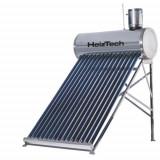 Panou solar cu 15 tuburi vidate pentru preparare apa calda menajera cu rezervor otel inoxidabil nepresurizat 150 litri HeizTech