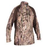 Bluză Vânătoare 500 camuflaj