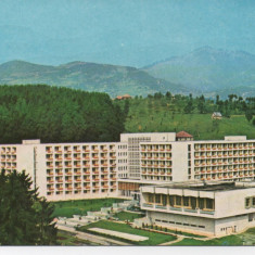CPI B 11073 CARTE POSTALA - SANGEORZ-BAI. HOTEL U.G.S.R., Circulata, Fotografie