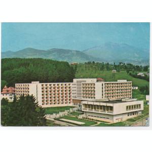 CPI B 11073 CARTE POSTALA - SANGEORZ-BAI. HOTEL U.G.S.R.