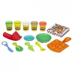 Set pasta modelabila Play-Doh, Petrecere cu Pizza