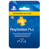PlayStation Plus Abonament 90 zile, Sony