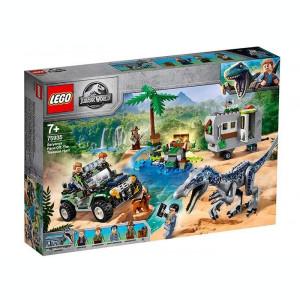 LEGO Jurassic World - Infruntarea Baryonyx: Vanatoarea de comori 75935