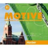 Motive B1 Audio-CDs zum Kursbuch, Lektion 19–30 Kompaktkurs DaF - Wilfried Krenn, Herbert Puchta