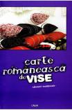 Carte romaneasca de vise