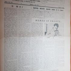 sportul popular 8 mai 1954-9 ani de la capitularea germaniei,fotbal,handbal