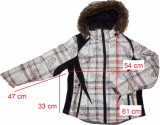 Geaca ski schi NORTHLAND Professional 10.000 mm (dama XL) cod-556507