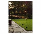Lampa solara cu LED Firework - Best Season