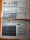 informatia bucurestiului 3 mai 1983-marea adunare populara de 1 mai