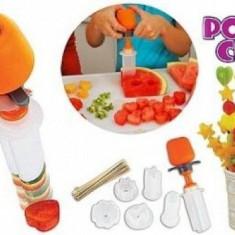 Set pentru decorarea legumelor si fructelor - Pop chef