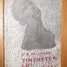 TINERETEA LUI BRANCUSI - V. G. Paleolog -  1967, 229 p.+ 61 ilustrati