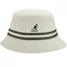 Palarie Kangol Stripe Lahinch Bej (Masura : S,M) - Cod 202903543