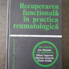 ION STROIESCU - RECUPERAREA FUNCTIONALA IN PRACTICA REUMATOLOGICA