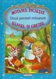 Doua Povesti Minunate: Motanul Incaltat si Hansel Si Gretel   Hans Christian Andersen, Fratii Grimm