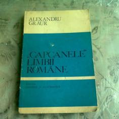 CAPCANELE LIMBII ROMANE - ALEXANDRU GRAUR