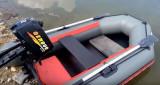 Barca pneumatica gonflabila Storm STM210 + Motor barca Genovo 2CP 2 timpi
