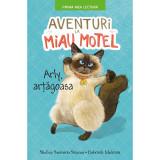 Cumpara ieftin Carte Editura Litera, Aventuri la Miau Motel. Arli artagoasa, Shelley Swanson Sateren