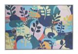 Tablou canvas abstract Bold 62.6 cm x 4.3 cm x 92.6 h Elegant DecoLux, Bizzotto