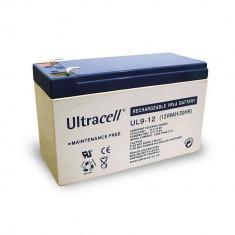 Acumulator UPS Ultracell UL9-12 12 V 9 Ah