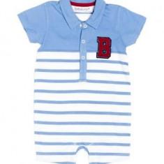 Body Babaluno culoare Alb/Bleu