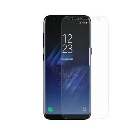 Folie de protectie Samsung Galaxy Note 8, MyStyle Silicon TPU Transparent