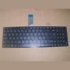 Tastatura laptop noua ASUS K56 X550 Black (Without frame.without foil. For WIN8) UK ( 2 modele !!! )