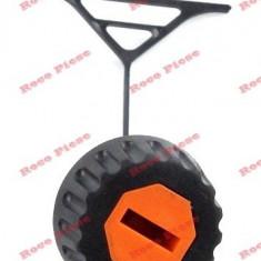 Buson benzina drujba Stihl (model portocaliu)