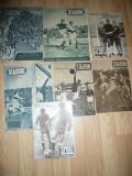 Lot 7 Reviste Stadion si Sport anii '48 ,49,69 ,73 -Echipa CFRB si Rapid