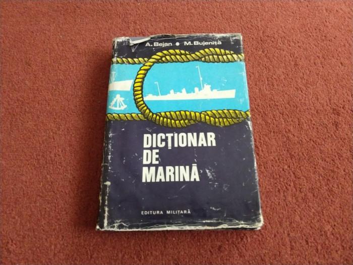 DICTIONAR DE MARINA - ANTON BEJAN, MIHAI BUJENITA
