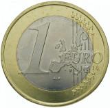 1 Euro 2002 Germania, Europa, Cupru-Nichel