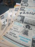 Ziarul Pasiunea . Lot .