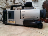 Camera vintage video 8 SONY CCD-V100 Pro DEFECTA, 10-20x