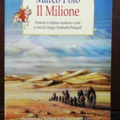 MARCO POLO - IL MILIONE-GIORGIO TROMBETTA PANIGADI