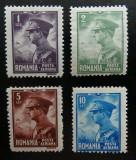 Romania LP 87 , Carol al II lea , Posta aeriana , MH/**