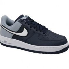 Pantofi Barbati Nike Air Force 1 07 AO2439400, 42.5, 44, Albastru